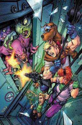 Scooby Apocalypse Vol. 3 by Keith Giffen