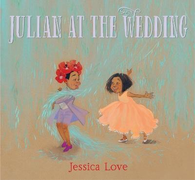 Julian at the Wedding book
