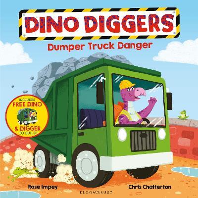 Dumper Truck Danger by Rose Impey