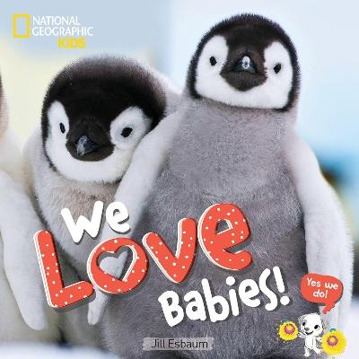 We Love Babies! book
