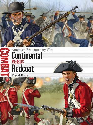 Continental vs Redcoat by David Bonk
