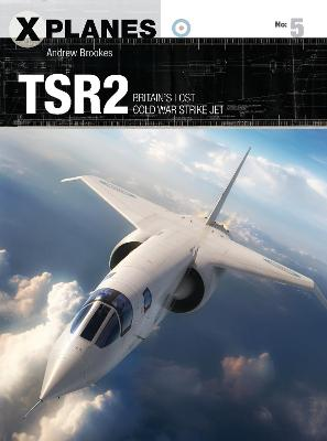 TSR2 by Andrew Brookes