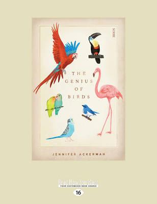 The Genius of Birds by Jennifer Ackerman