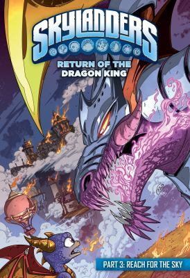 Return of the Dragon King Part 3: Reach for the Sky book