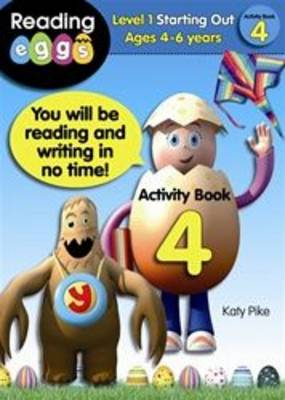 Starting Out Level 1 - Activity Book 4 book