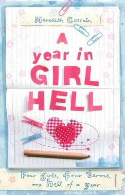 Year in Girl Hell book