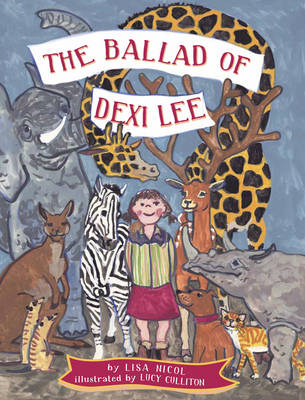 The Ballad of Dexi Lee by Lisa Nicol