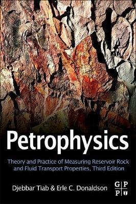 Petrophysics by Erle C. Donaldson