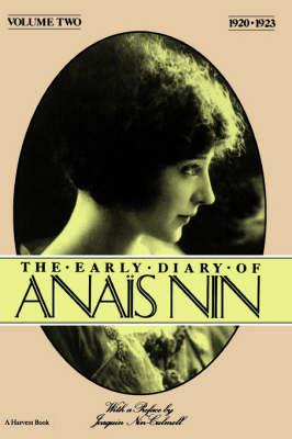 Early Diary of Anais Nin, 1920-1923 book