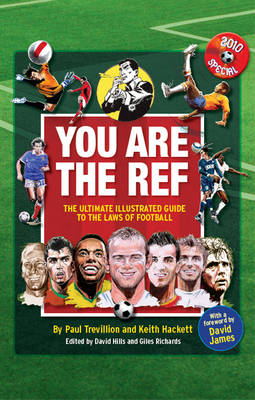 You are the Ref by Keith Hackett