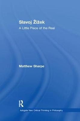 Slavoj Zizek by Matthew Sharpe