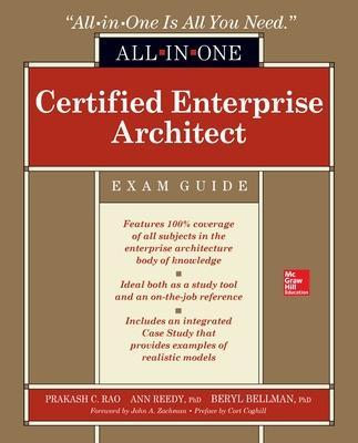 Certified Enterprise Architect All-in-One Exam Guide by Prakash Rao