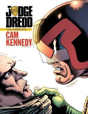 Judge Dredd The Cam Kennedy Collection Volume 1 book