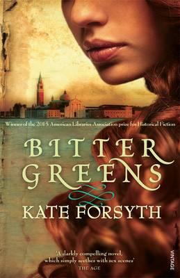 Bitter Greens book