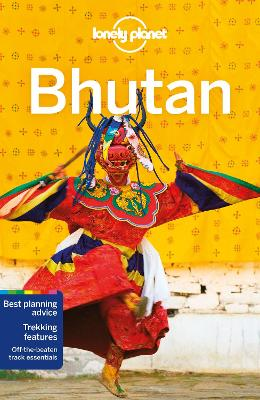 Lonely Planet Bhutan book