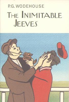 Inimitable Jeeves book