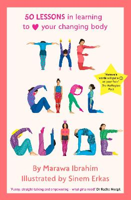 Girl Guide book