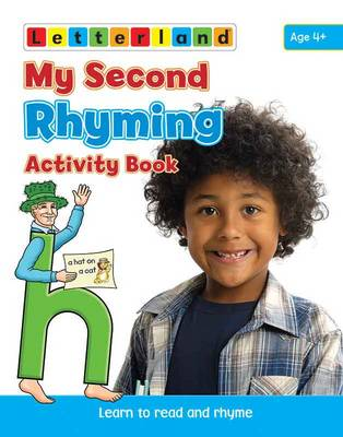 My Second Rhyming Activity Book by Lisa Holt