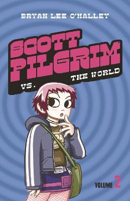 Scott Pilgrim vs The World by Bryan Lee O'Malley