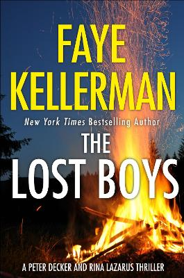 The Lost Boys (Peter Decker and Rina Lazarus Series, Book 26) by Faye Kellerman