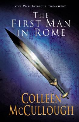 First Man In Rome book