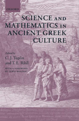 Science and Mathematics in Ancient Greek Culture book