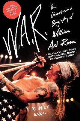 W.A.R. book