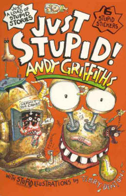 Just Stupid! book