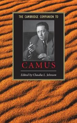 Cambridge Companion to Camus book