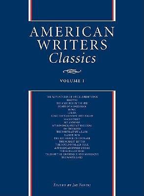 American Writers Classics: Vol 1 by Jay Parini