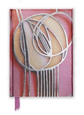 Mackintosh: Rose Motif (Foiled Journal) by Flame Tree Studio