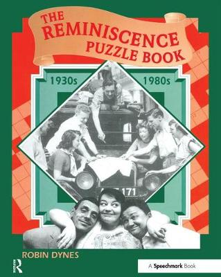 The Reminiscence Puzzle Book by Robin Dynes