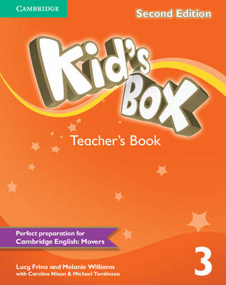 Kid's Box Level 3 Teacher's Book by Lucy Frino