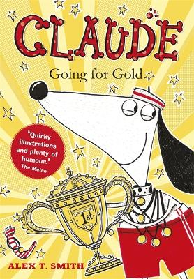 Claude Going for Gold! book
