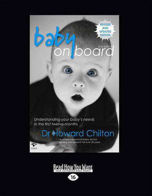 Baby on Board (Second Edition) by Howard Chilton