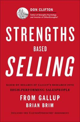 Strengths Based Selling by Brian Brim