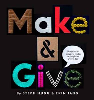 Make And Give book