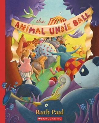 Animal Undie Ball by Ruth Paul