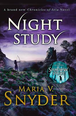 Night Study by Maria V. Snyder