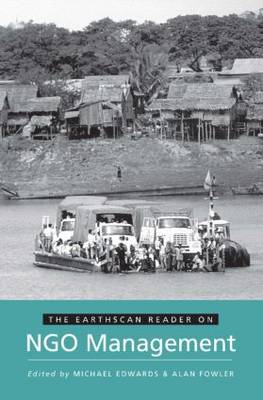 Earthscan Reader on NGO Management by Alan Fowler