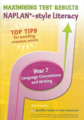 Year 7 Language Conventions and Writing by Ally Chumley