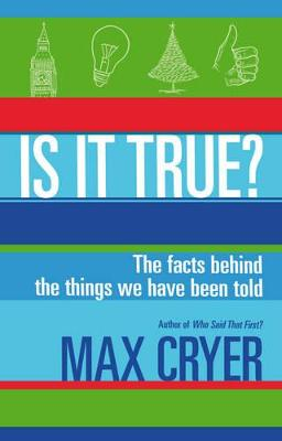 Is It True? by Max Cryer