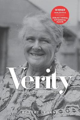 Verity: A Remarkable Woman's Journey book