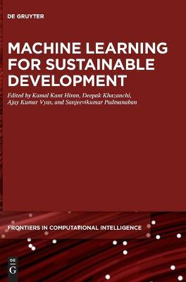 Machine Learning for Sustainable Development by Kamal Kant Hiran