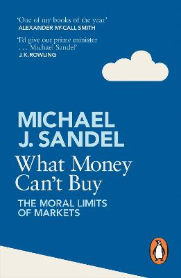 What Money Can't Buy book