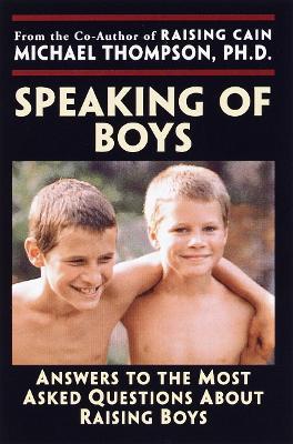 Speaking of Boys by Teresa Barker