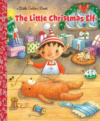 Little Christmas Elf by Nikki Shannon Smith