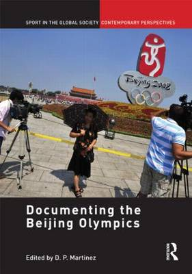 Documenting the Beijing Olympics book