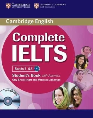 Complete: Complete IELTS Bands 5-6.5 Student's Book with Answers with CD-ROM by Guy Brook-Hart