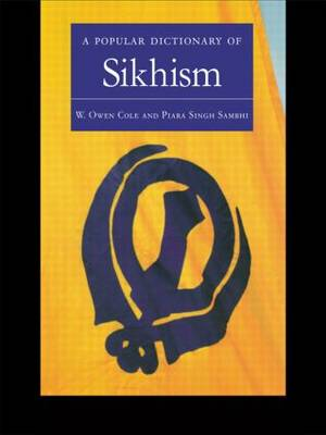 Popular Dictionary of Sikhism book